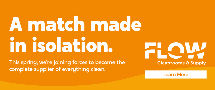 A match made in isolation. This spring we're joining forces to become the complete supplier of everything clean. Learn more.