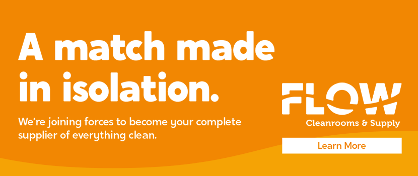 A match made in isolation. We're joining forces to become your complete supplier of everything clean. Learn more.