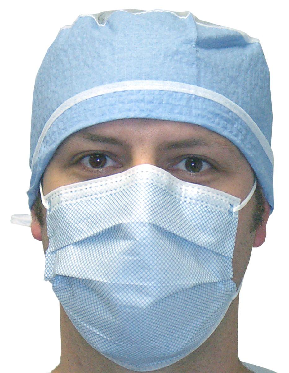 Precept Anti-Fog Procedure Face Mask 15301
