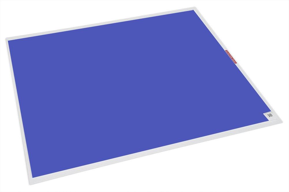 Sticky Mat Mount - Blue