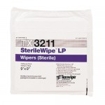 "TX3211 Texwipe SterileWipe LP 9""x9"" Cleanroom Wipers"
