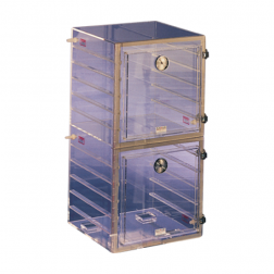 4 Shelf Desiccator Box