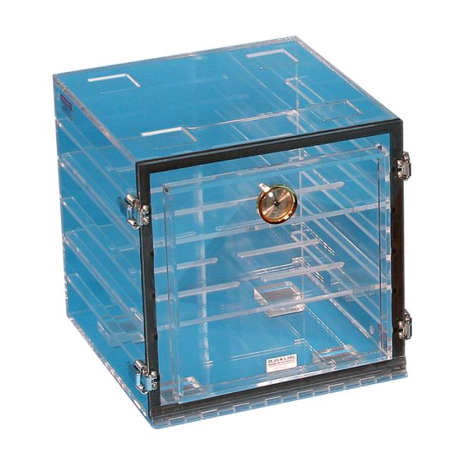 2 Shelf Desiccator Box