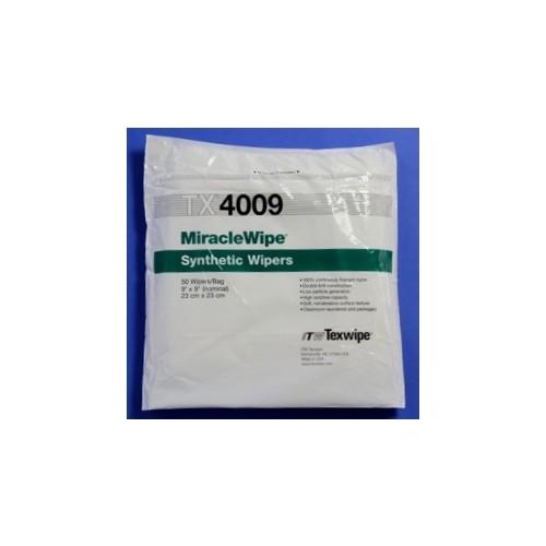 "TX4009 Texwipe MiracleWipe 9""x9"" Cleanroom Wipers"