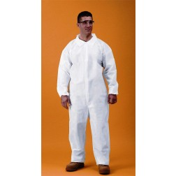 Value Polypropylene Coveralls for Cleanrooms