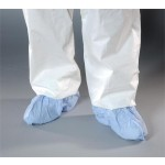 Conductive SureGrip Shoe Covers, Seamless Sole - Serged Seams