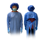 Isolation Gown - AAMI Level 3 - 47""