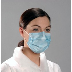 AlphaGuard Cleanroom Face Mask