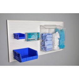 CleanConnect Slatwall Storage System
