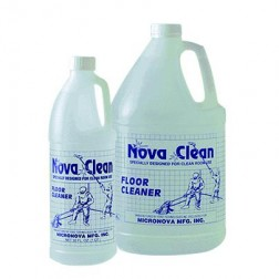 NovaClean Floor Cleaner for Cleanrooms
