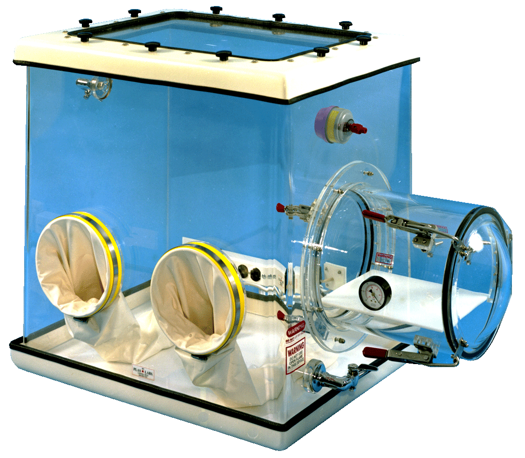Compact Acrylic Glove Box 8200-001 color Clear
