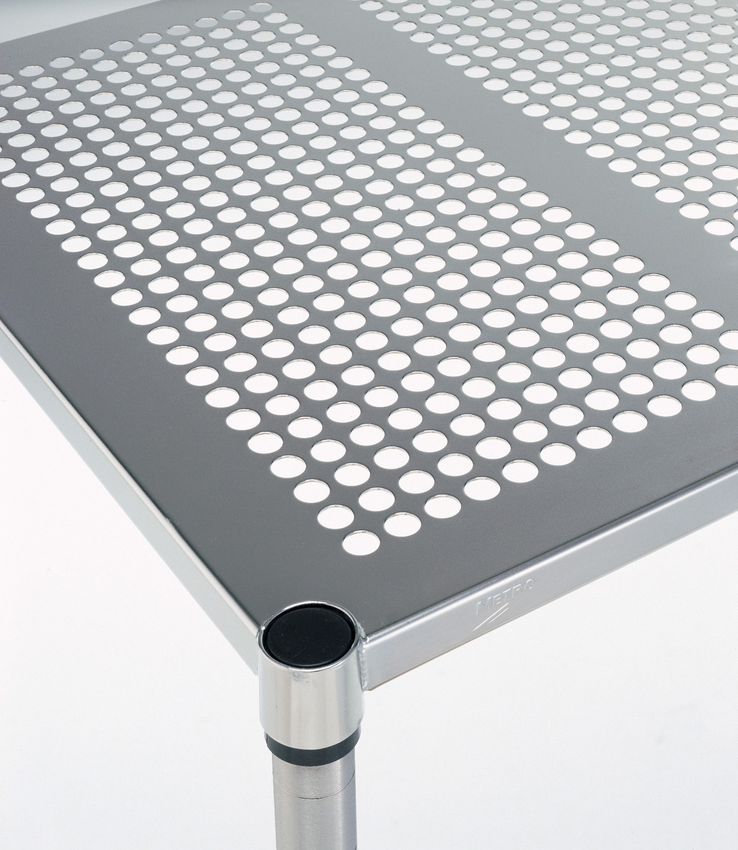 Metro Perforated Table
