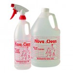 Cleanroom Cleaner - Novaclean Lab And Glass Cleaner 8 Quarts