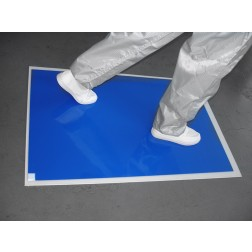 Angstrom Disposable Cleanroom Sticky Mats - Blue
