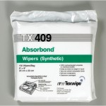 "TX409 Texwipe Absorbond 9""x9"" Cleanroom Wipers"
