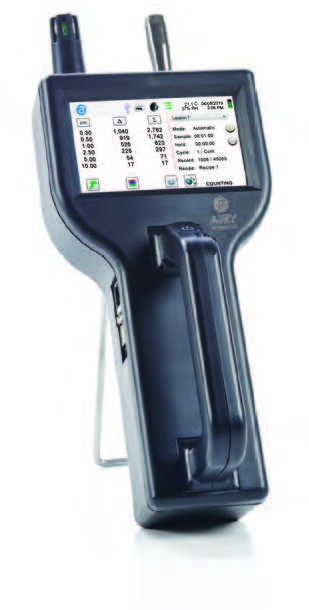 Airy Technology Handheld Particle Counter - Model H306 7201-007