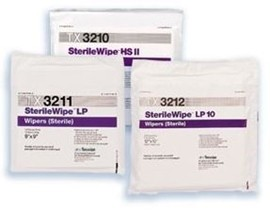 SterileWipe HS II Cleanroom Wipers