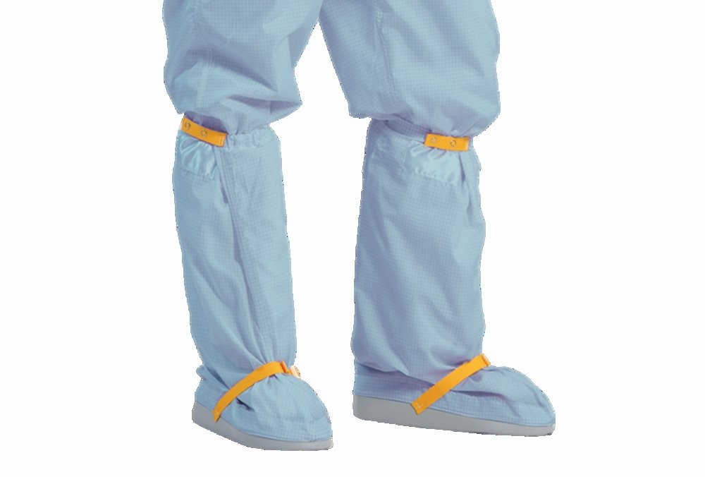 Reusable Hypalon Sole Boots with Polyester Uppers - Blue