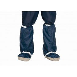 Reusable Hypalon Sole Boots with Polyester Uppers - Navy