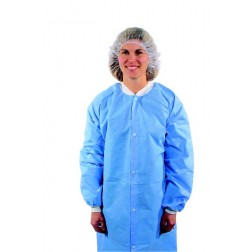 SMS Knee Length Labcoat without Pockets