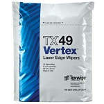 "TX49 Texwipe Vertex 9""x9"" Cleanroom Wipers"