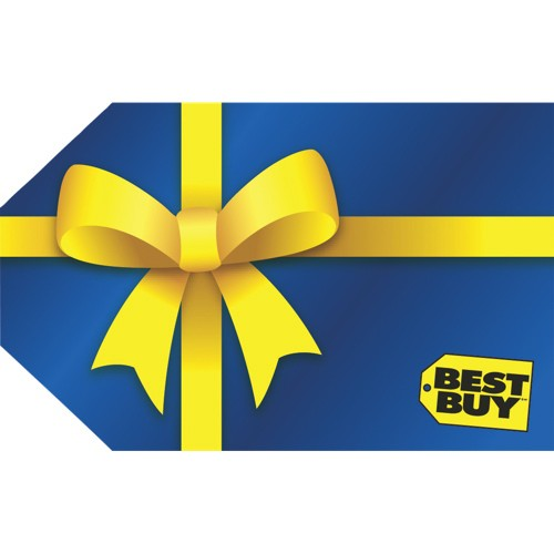 Christmas Gift Card -- Best Buy giftcard