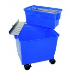 Cleanroom Double Bucket with Sieve