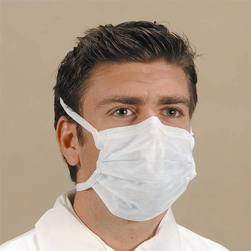 CoolOne Tie Face Mask for Cleanrooms