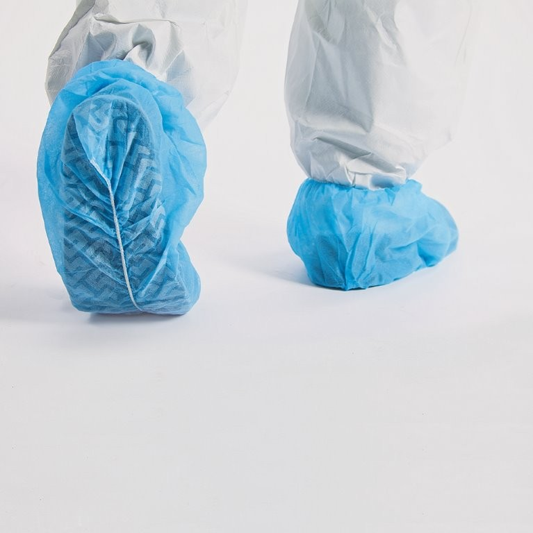 Value Polypropylene Cleanroom Shoe Covers