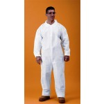 Value Polypropylene Cleanroom Coveralls