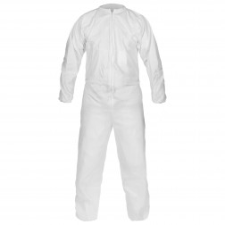 CleanMax Microporous Sterile Cleanroom Coveralls with Elastic Wrists/Ankles/Back