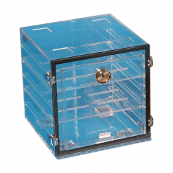 2 Shelf Desiccator Box