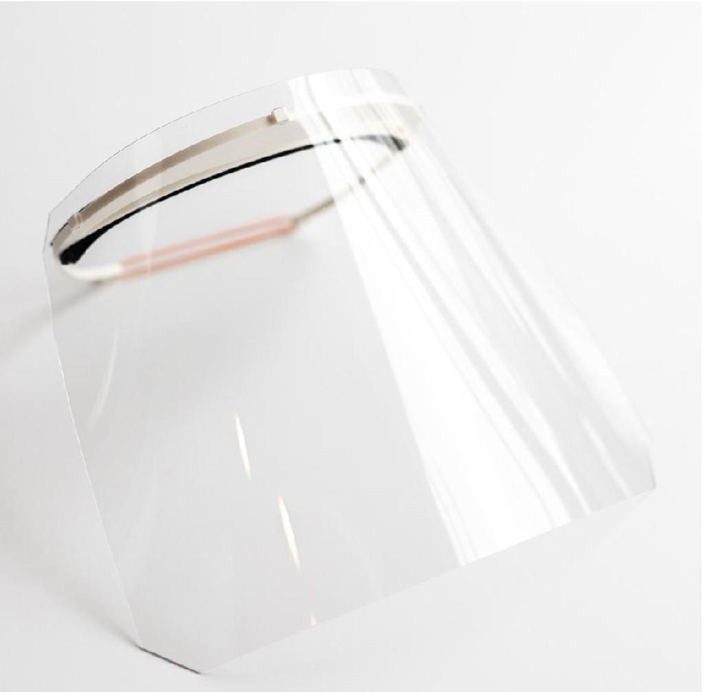 Byrne Medical-grade Face Shield 1000-021 color Clear