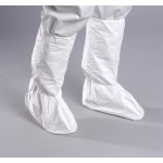 Critical Cover Microbreathe UltraGrip High-Top Boot Covers, Elastic Top & Ankle