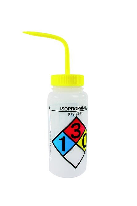 Squeeze Wash Bottle for Isopropanol