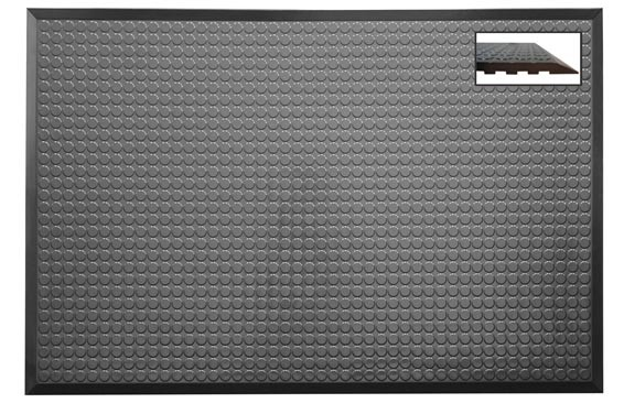 """Infinity"" Smooth Anti-Fatigue Mat"