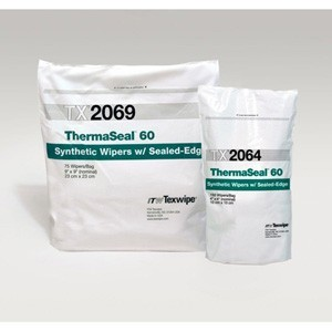 Texwipe ThermaSeal 60 Cleanroom Wipers