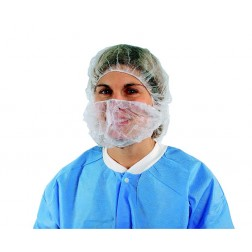 Value Polypropylene Beard Covers