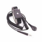 Premium Metal ESD Grounding Wrist Band - 6' & 12' Coil Option