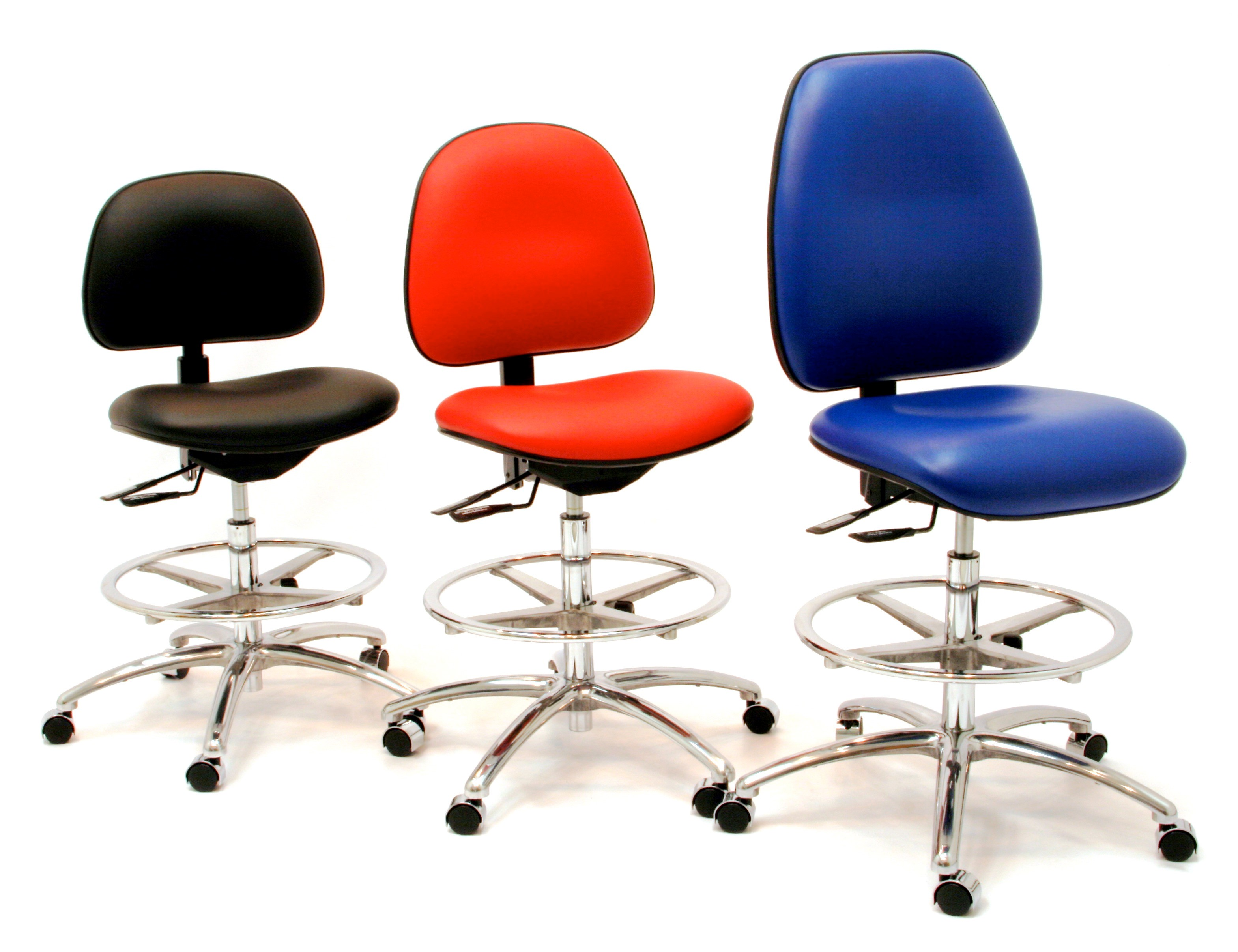 Cleanroom Chairs Size