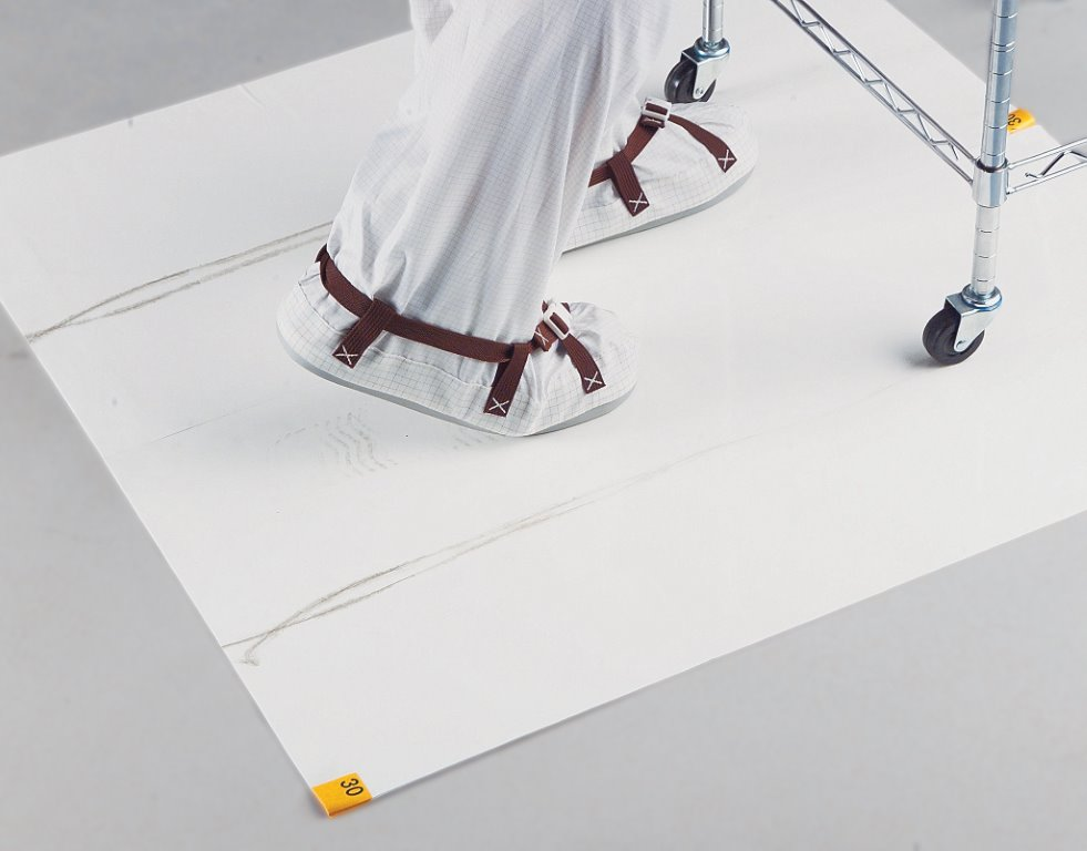 disposable sticky mats - cleanroom mats disposable