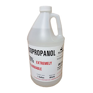 70/30 Isopropyl Alcohol Tech Grade